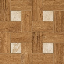 45х45 NL-WOOD HONEY INSERTO GLAMOUR декор