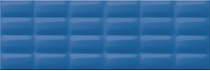 25х75 Vivid Colours VVD-WTU041 blue pillow structure РАСПРОДАЖА